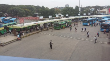 KBS Bus Stop