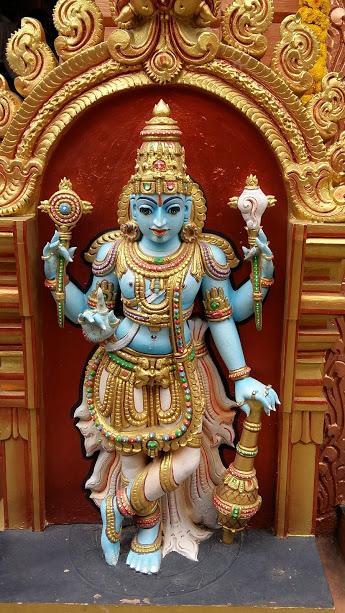 @ Sree Tirumalagiri Lakshmi Venkateshwara Swamy Temple, JP Nagar, Bengaluru