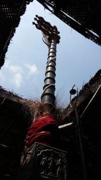 Shiva temple in Thirukadaiyur