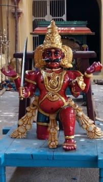 A man at peace in Thirukadaiyur