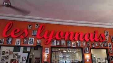 Inside Les Lyonnais